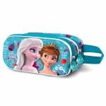 Disney Pencil Case Double Zip 3D Frozen 2