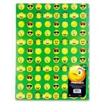 Display Book A4 40 Pocket Emoji