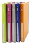 Display Book 40 Pocket A4 Xtra Firm Coloured in a choice of 5 Colours