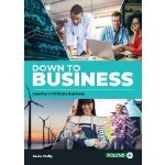 Down To Business Textbook & Workbook Leaving Cert Business Folens