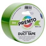 Duct Tape Multipurpose 48mm x 9m Premto Caterpillar Green