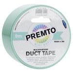 Duct Tape Multipurpose 48mm x 9m Premto Pastel Mint Magic