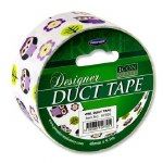 Designer Duct Tape 48mm x 9m Owls