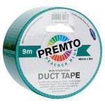 Duct Tape Multipurpose 48mm x 9m Premto Peacock Blue