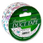 Designer Duct Tape 48mm x 9m Unicorns