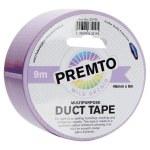 Duct Tape Multipurpose 48mm x 9m Premto Pastel Wild Orchid