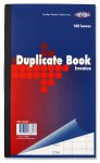 Duplicate Invoice Book with Carbon 100 Leaves