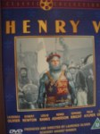 DVD Henry The Fifth