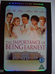 DVD The Importance Of Being Earnest