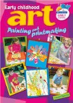 Early Childhood Art Painting and Print Making Infant Classes Prim Ed