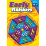 Early Finishers Book A Senior Infants Prim Ed