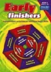 Early Finishers Book D Third Class Prim Ed