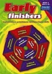 Early Finishers Book E Fourth Class Prim Ed