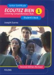 Ecoutez Bien 1 Book and CD Junior Cert French