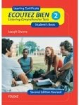 Ecoutez Bien 2 Book and CD Leaving Cert French Aural Folens