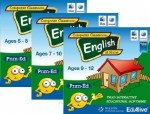 English at Home CD for 7 to 10 Year Olds Third and 4th Class Prim Ed