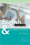 English and Communications for Business Students 5th Edition Gill and MacMillan