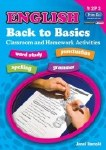 English Homework Book B Back to Basics 1st Class Prim Ed