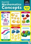 Essential Maths Concepts 1 Lower Primary Infant Classes Prim Ed