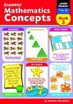 Essential Maths Concepts 3 Lower Primary 1st Class Prim Ed
