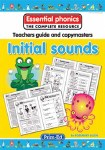 Essential Phonics 1 Initial Sounds Site Licence ONLY Infant Classes Prim Ed