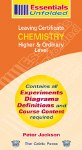 Essentials Unfolded Chemistry Leaving Cert Higher and Ordinary Level Celtic Press