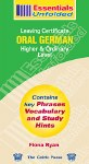 Essentials Unfolded Oral German Celtic Press