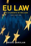 EU Law for Students in Ireland 2nd Edition Gill and MacMillan