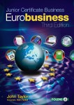 Eurobusiness 3rd Edition pack of book and workbook Junior Cert Folens