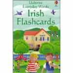Everyday Words In Irish Flashcards