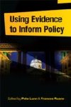 Using Evidence to Inform Policy Gill and MacMillan
