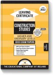 2022 Exam Papers Leaving Cert Construction Studies Higher and Ordinary Level Ed Co