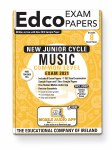 2020 Exam Papers Junior Cycle Music Common Level Ed Co
