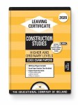 2020 Exam Papers Leaving Cert Construction Studies Higher and Ordinary Level Ed Co