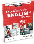 Excellence in English  Leaving Cert Higher Level Paper 1 with Free E Book Educate