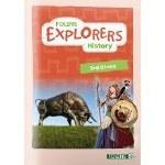 Explorers 3rd Class History Pupil Book Folens