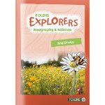 Explorers 3rd Class Geography & Science Pupil Book Folens