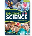 Exploring Science Text & Activity Book 2nd Edition New Junior Cycle Ed Co