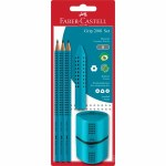 Grip 2001 Turquoise Pencil Set Faber Castell