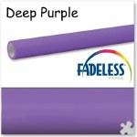 Fadeless Roll 3.6m Deep Purple