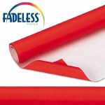 Fadeless Roll 3.6m Flame Red
