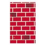 Fadeless Roll 3.6m Bricks
