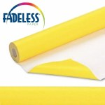 Fadeless Roll 3.6m Yellow