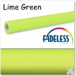 Fadeless Roll 3.6m Lime