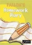 Fallons Homework Diary Primary CJ Fallon