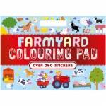 Colouring Book Jumbo Farmyard