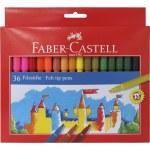 Felt Tip Markers 36 Faber Castell