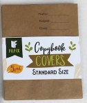 Craft Paper Standard Copy Covers 5 Pack Filfix