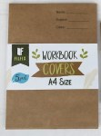 A4 Craft Paper Workbook Covers 5 Pack Filfix