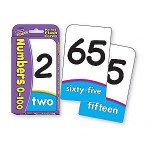 Flashcards Numbers 0 -100